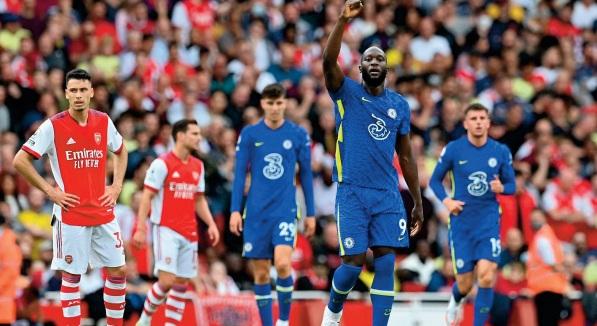 Quatuor de clubs en tête de la Premier League
