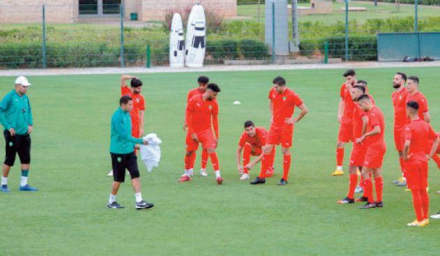 Coupe arabe des nations: La liste de Houcine Ammouta