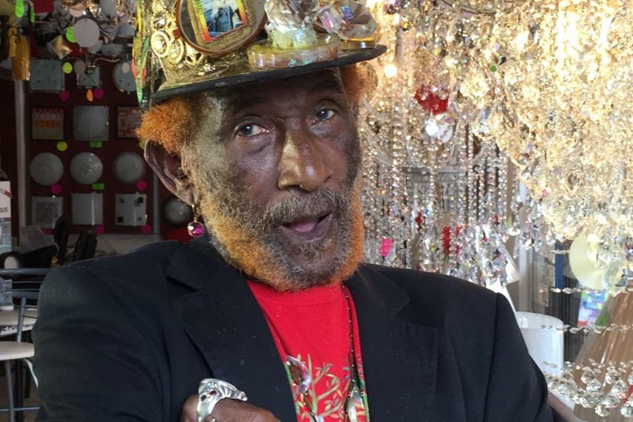 """Décès de Lee """"Scratch"""" Perry: Le gourou du reggae"""