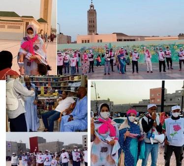 Une campagne clean et dans le respect des mesures de précaution en vigueur à Dakhla-Oued Ed-Dahab