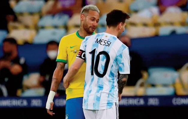 Eliminatoires du Mondial-2022: La fenêtre sud-américaine dominée par le veto anglais et le choc Messi-Neymar