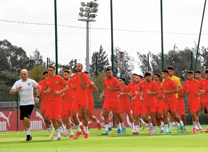 L'EN entame les éliminatoires du Mondial Qatar 2022