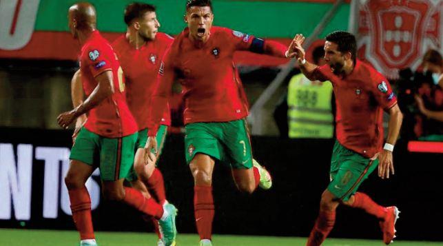 Eliminatoires du Mondial 2022:  Le Portugal assure, la France peine