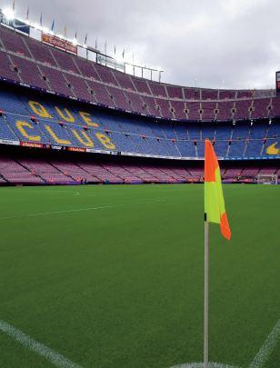 Les jauges relevées à 60% dans les stades de foot en Espagne