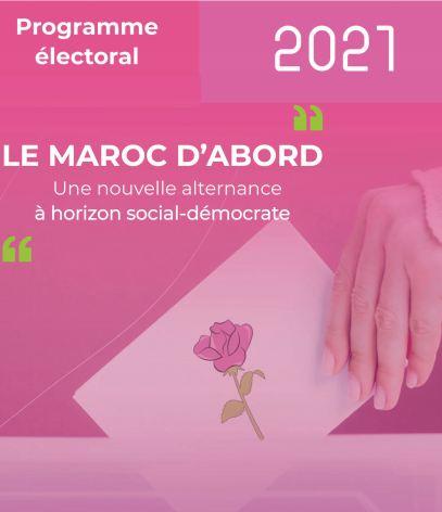 Union socialiste des forces populaires: Commission du programme électoral - Pôle Economique