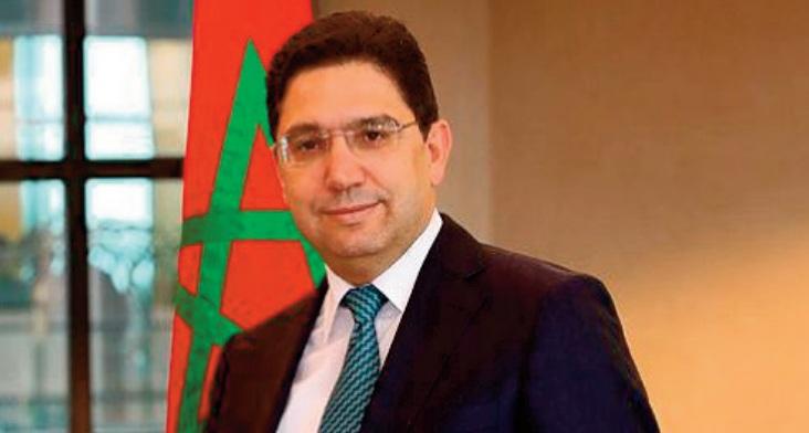 Nasser Bourita : Le Maroc et l'Afrique du Sud appelés à renforcer leur coopération dans l'intérêt du continent