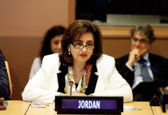 Sima Sami Bahous nommée directrice exécutive d'ONU-Femmes