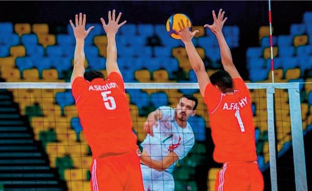 CAN de Volley-ball : Le Six national termine au pied du podium