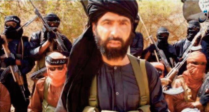 Abou Walid al-Sahraoui mis hors d'état de nuire