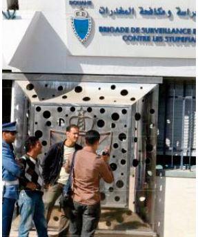 Saisie de sommes importantes en dirhams et en devises à Tanger Med
