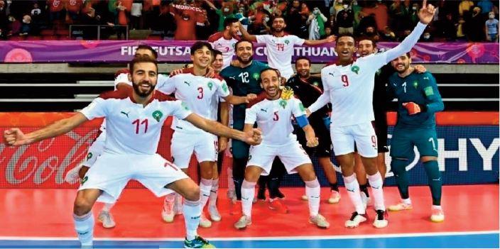 Le bel exploit de l'EN en Coupe du monde de futsal