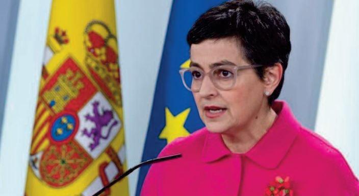 Arancha González Laya en bouc émissaire ?