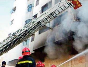 Les incendies survenus au marché Es-Smara et à l'Oasis Targa maîtrisés