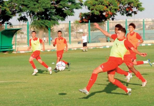 Double test mozambicain pour l'EN U20