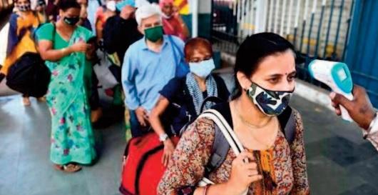 Pour l'OMS, le coronavirus n 'est toujours pas sous contrôle