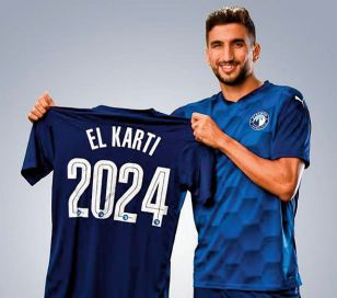 El Karti officiellement  engagé avec Pyramids FC
