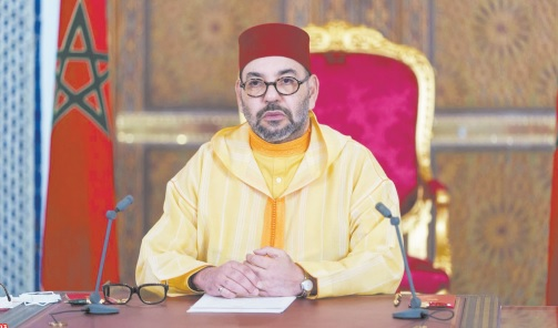 Un discours fondateur, hommage à l'intelligence collective des Marocains