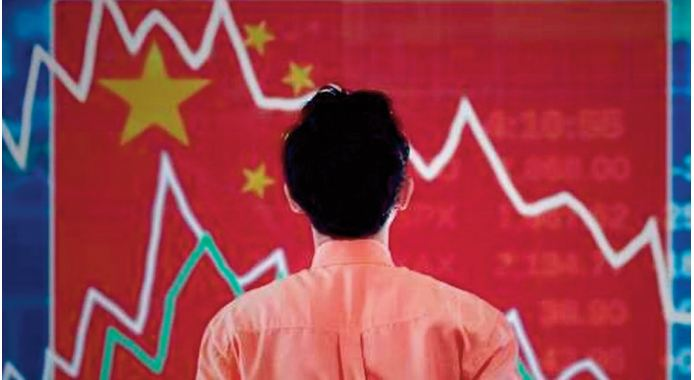 Une crise financière made in China ?