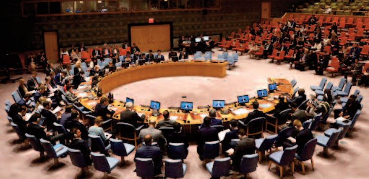 Consultations à huis clos du Conseil de sécurité de l'ONU sur la question du Sahara marocain