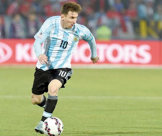 Débat en Argentine sur l'avenir de Messi en sélection