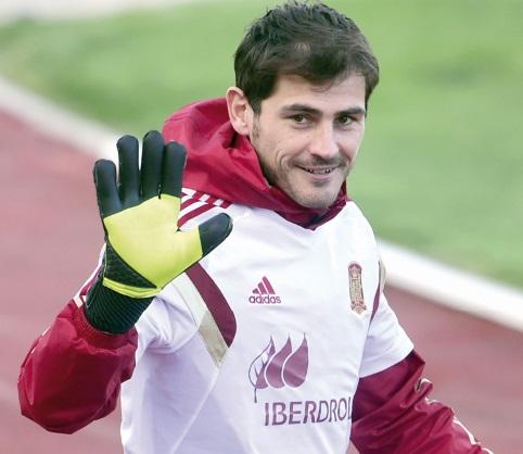 Casillas a reçu une offre du FC Porto