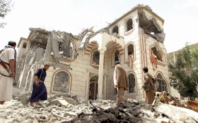 Les combats se poursuivent sans relâche au Yémen