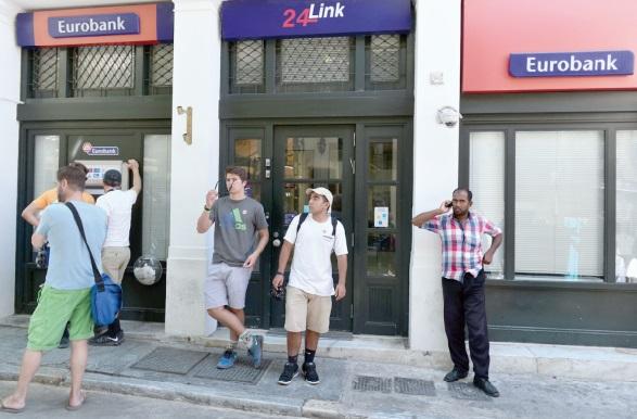 Vers une restructuration des banques en Grèce
