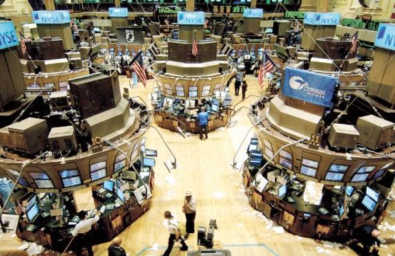 Une vaste panne entrave les échanges à Wall Street