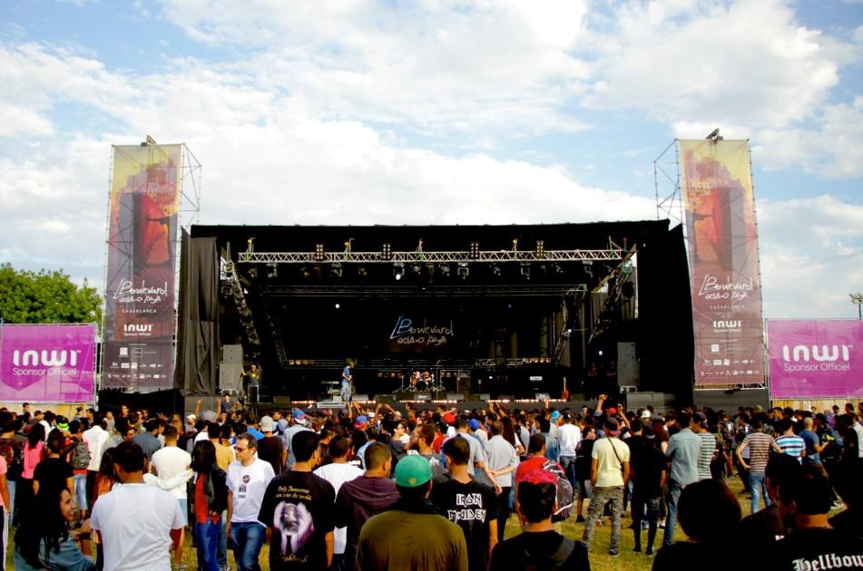 «L'Boulevart», le plus grand festival de musique underground au Maroc
