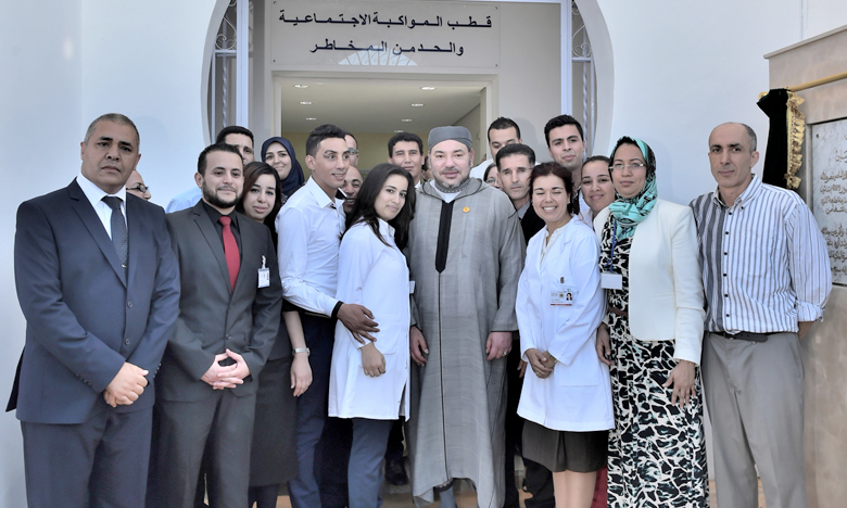 Ouverture d'un centre d'addictologie à Tanger