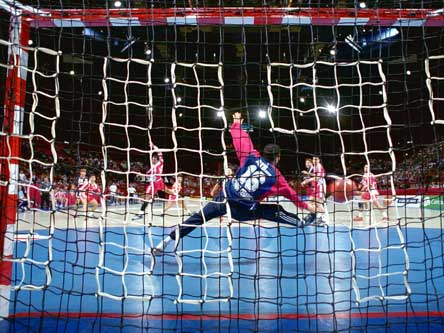 Widad Smara, champion du Maroc de handball