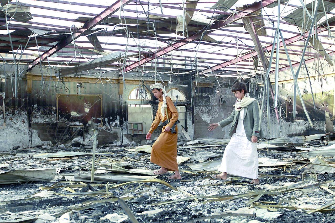 La trêve humanitaire au Yémen violée dès son entrée en vigueur