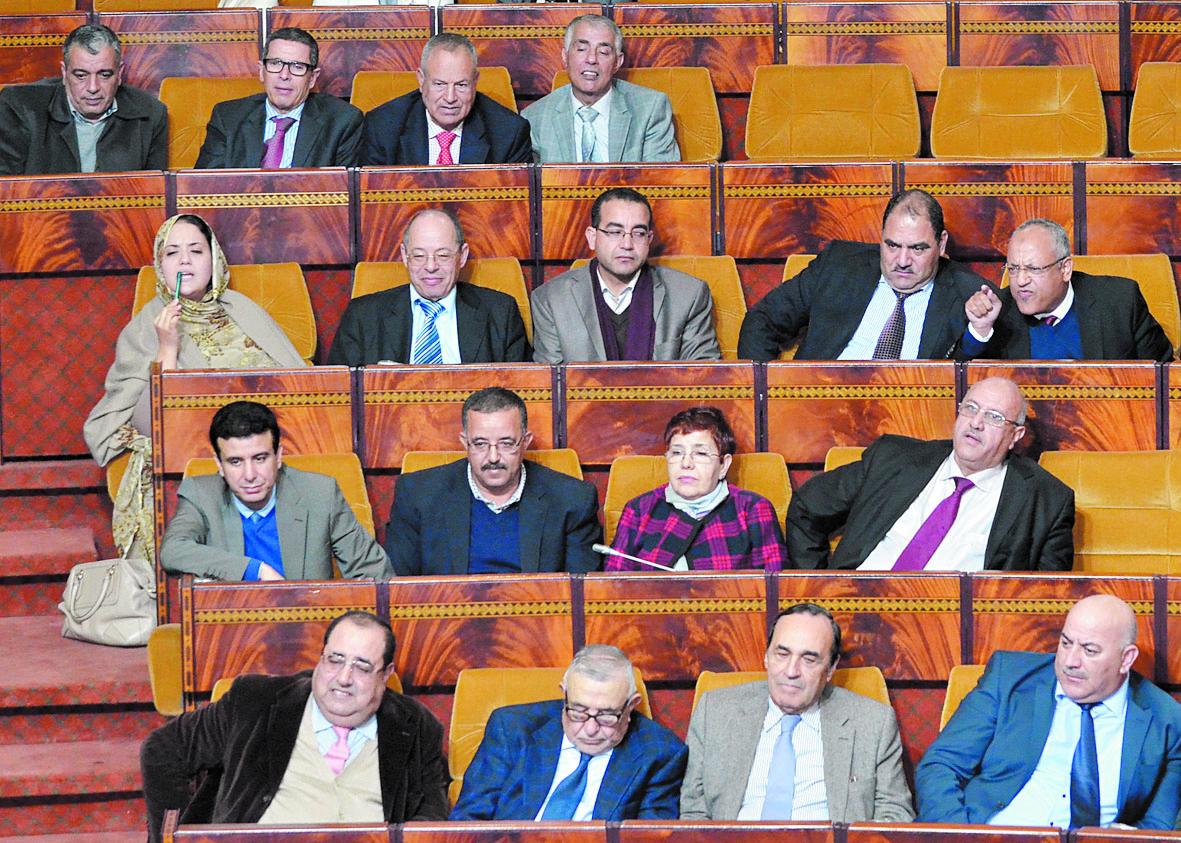 38 propositions de loi déposées par le Groupe socialiste à la Chambre des représentants