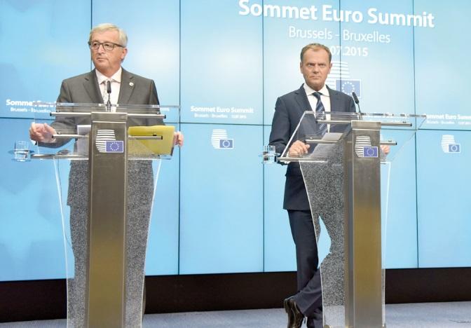 Accord entre Athènes et la zone euro après des négociations marathon