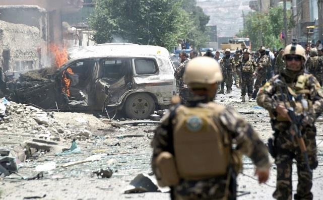 En dépit d'une prise de contact entre talibans et Kaboul, la violence persiste en Afghanistan