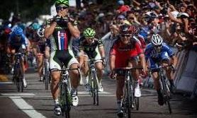 Participation marocaine au Tour du Canada