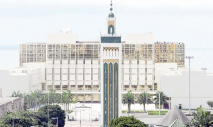 La mosquée Hassan II de Libreville, lieu de rendez-vous pour la communauté marocaine