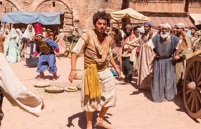 Kev Adams dévoile le premier teaser des «Nouvelles aventures d'Aladin»