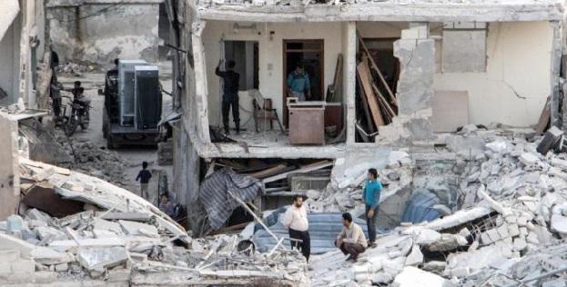 Vingt-trois morts dans un raid du régime sur un fief de l'EI en Syrie