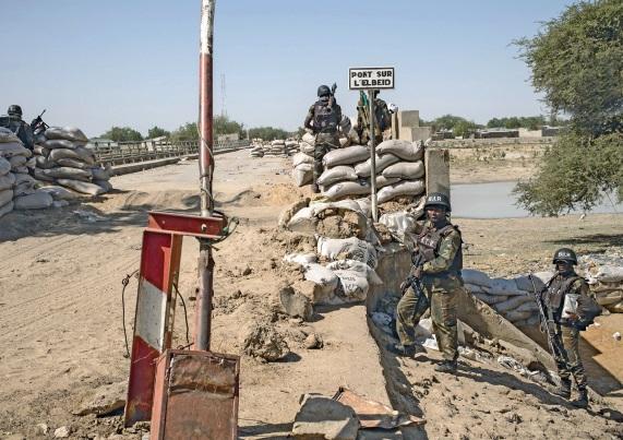 Attentat de Boko Haram contre un barrage militaire au Nigeria