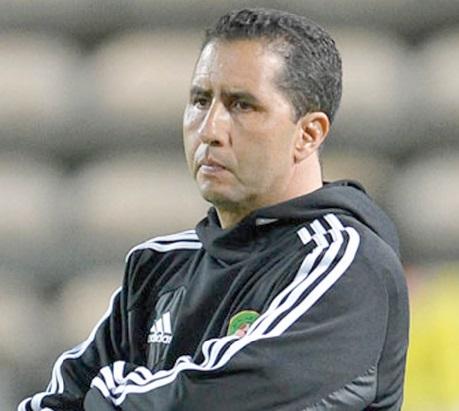 Hassan Benabicha : L'objectif du Onze national est de s'imposer sans encaisser de but en match aller