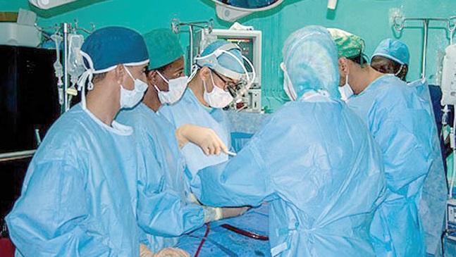 Don saoudien pour le financement de projets de santé à Agadir