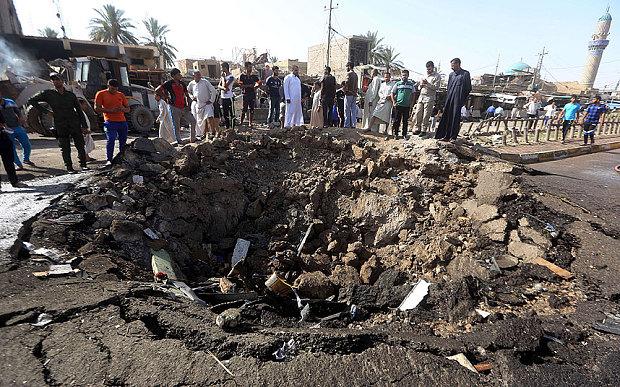 Un attentat à la voiture piégée vise  la communauté chiite d'Irak à Khan Bani Saad