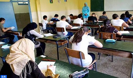 Plus de 50.000 candidats admis au baccalauréat avec un taux de réussite de 32,92%