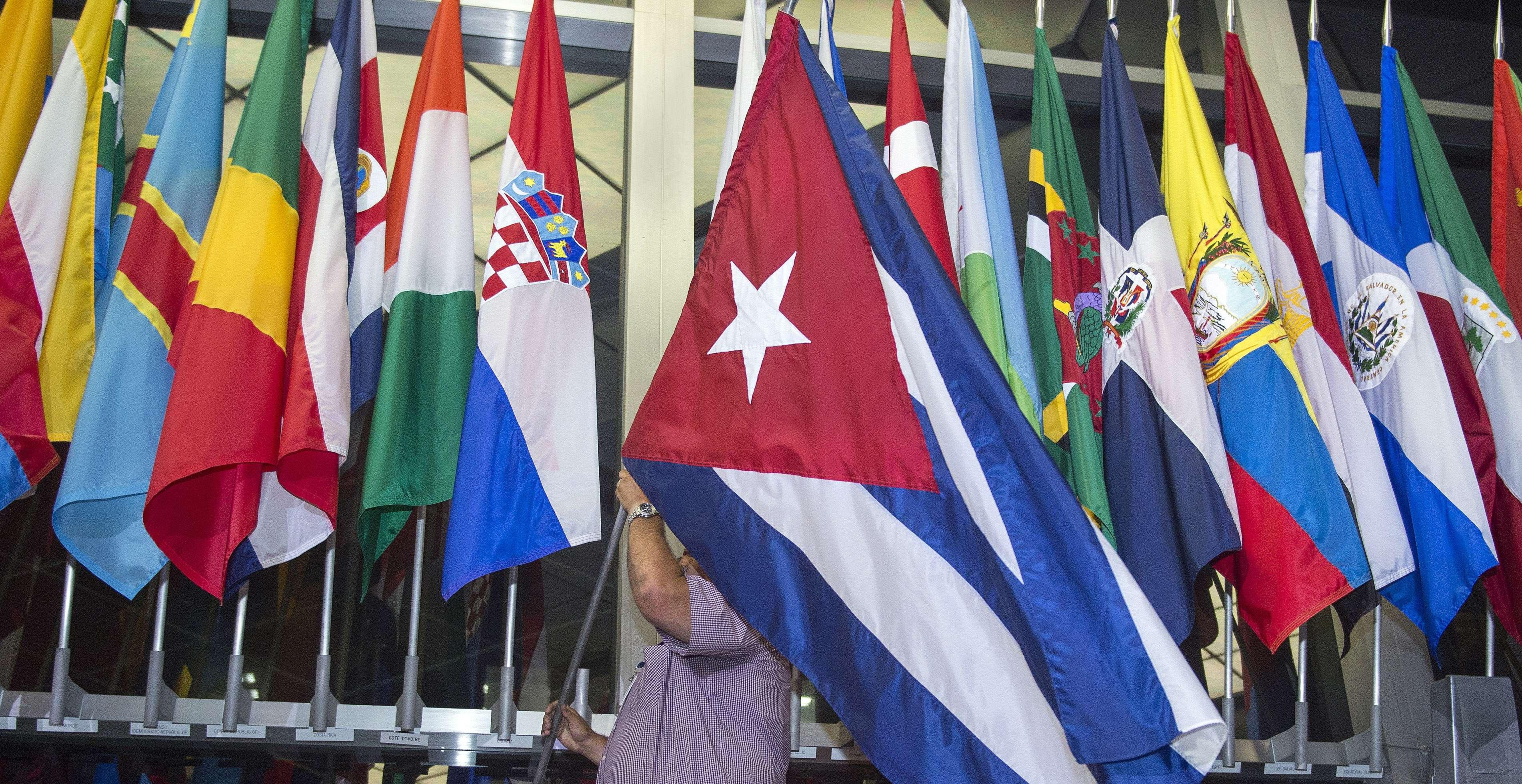 Reprise officielle des relations entre les Etats-Unis et Cuba