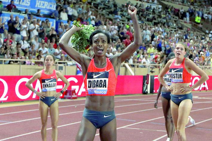 "Genzebe Dibaba : ""Je souhaite vivre ma propre histoire"""