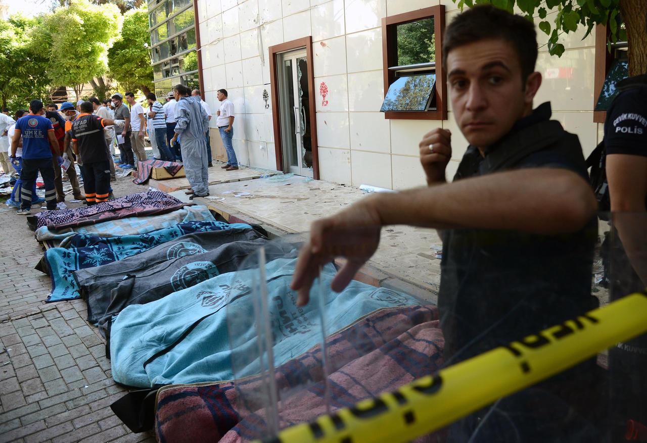 La guerre en Syrie se déplace en Turquie