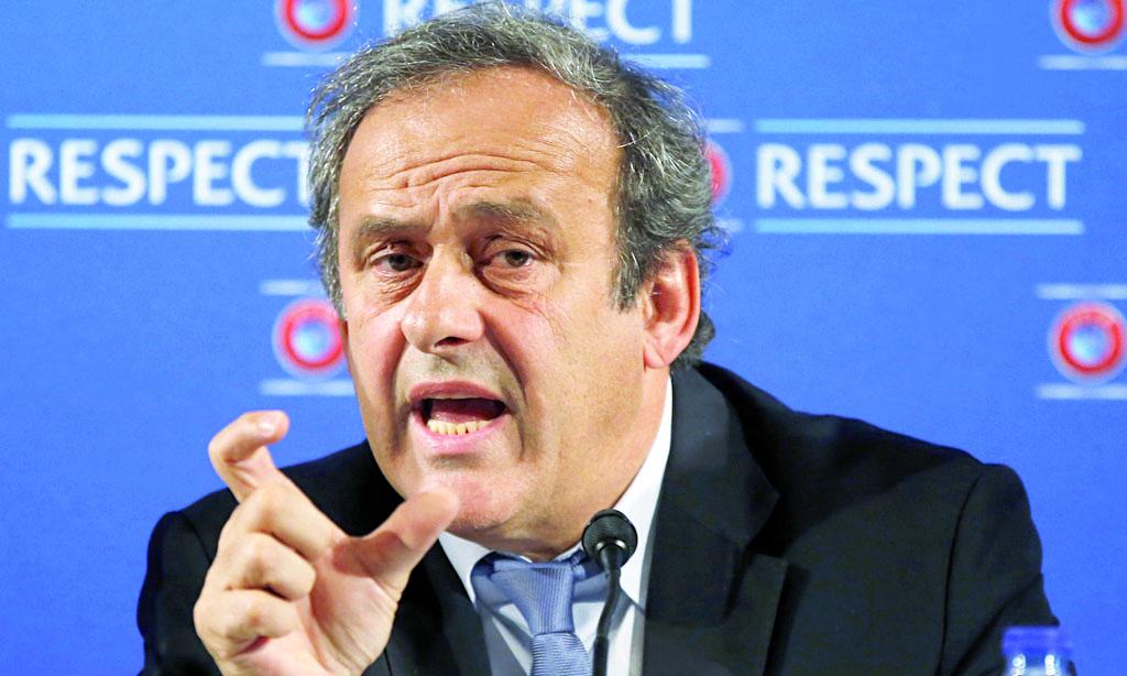 La succession de Blatter à la présidence de la FIFA est ouverte