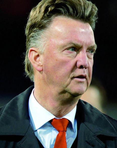 Van Gaal annonce un attaquant surprise à MU