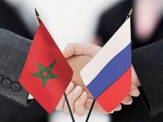 Rencontre  maroco-russe à Casablanca